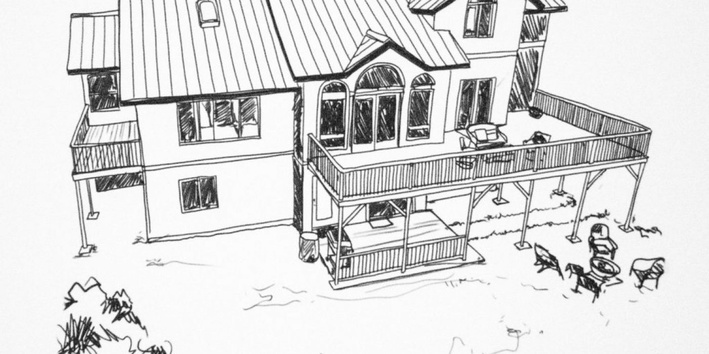 Airbnb sketch