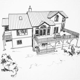 Airbnb sketch